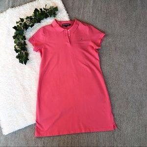Vineyard Vines Pink Dress Size XL